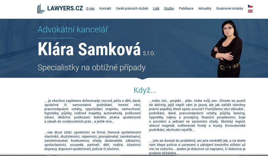 lawyers.cz